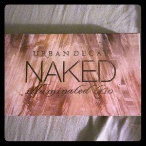 Urban Decay Makeup - Urban Decay NAKED Illuminating Trio